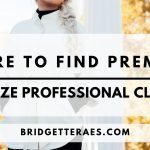 Where to Find Premium Plus-Size Professional Clothing