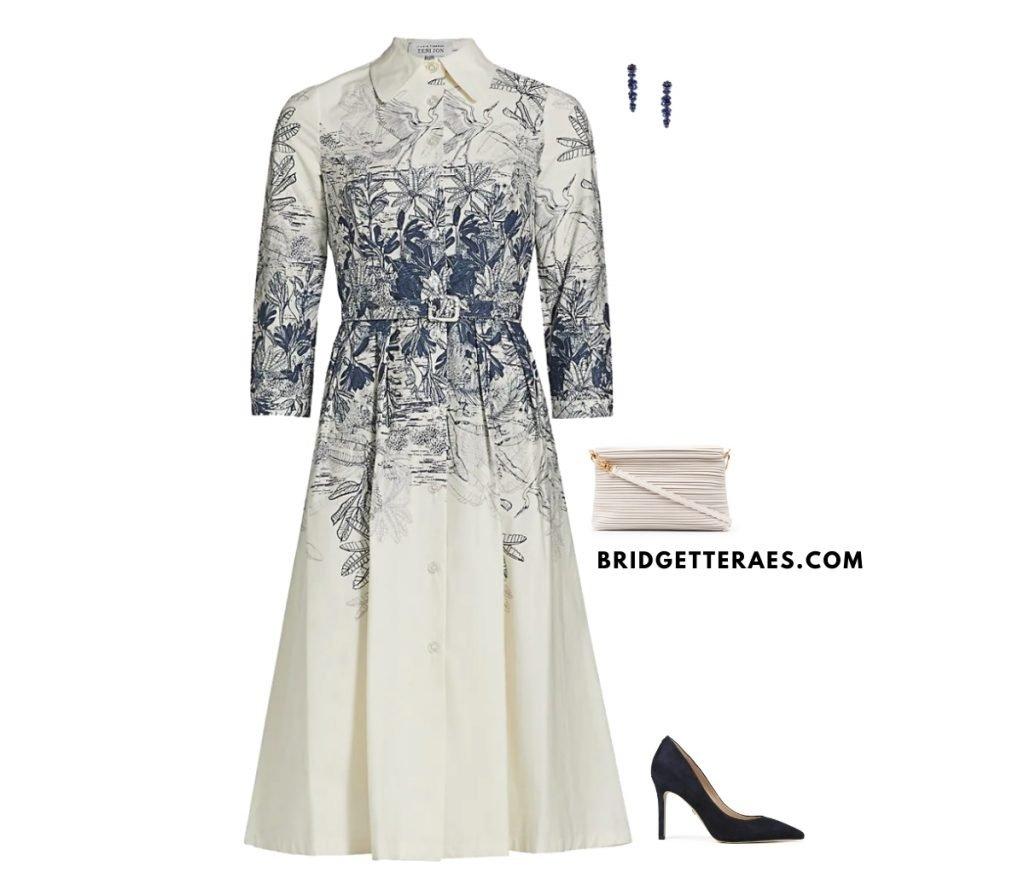 floral event dresses