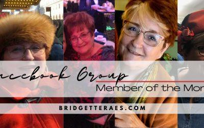 Facebook Group Member of the Month: Liz Raes
