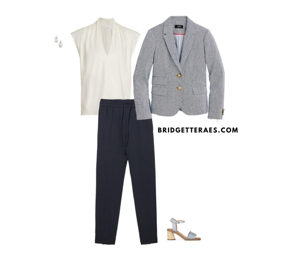 tailored and soft