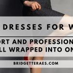 Knit Dresses for Work: Comfort and Professionalism All Wrapped Into One