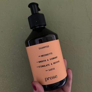 prose shampoo