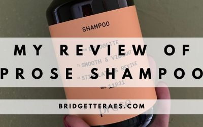 My Review of Prose Shampoo
