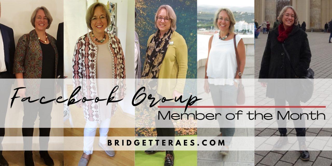 Facebook Group Member of the Month: Trudy Amann-Edelkott