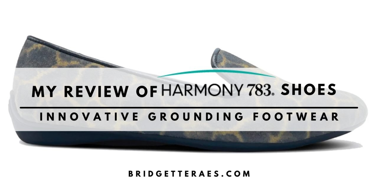 My Review of HARMONY783 Shoes: Innovative Grounding Footwear
