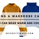 Building a Wardrobe Capsule When You Can Wear Warm and Cool Colors