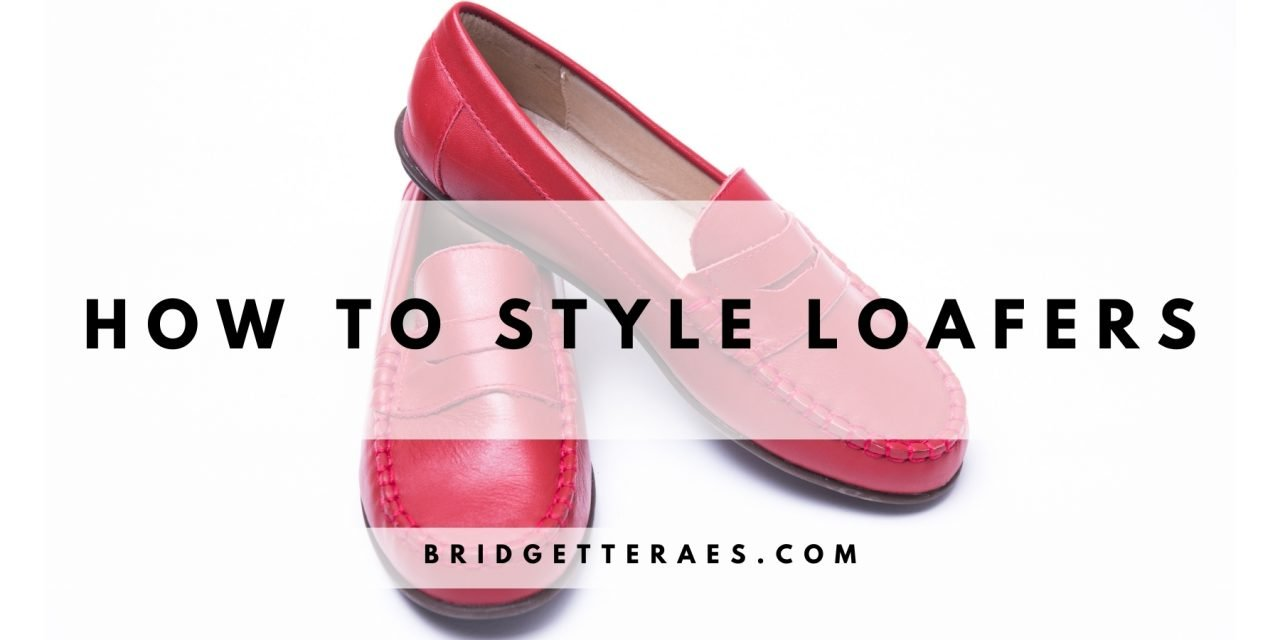 How to Style Loafers